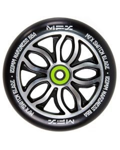 MGP MFX R Willy Switchblade 120mm Scooter Wheel - Black
