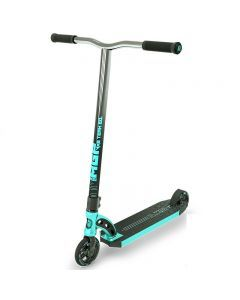 MGP VX8 Team Scooter - Turquoise/Chrome
