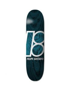 Plan B Felipe Stained ProSpec Skateboard Deck - 8.0""