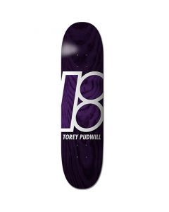Plan B Pudwill Stained ProSpec Skateboard Deck - 8.25""