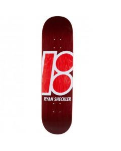 Plan B Sheckler Stained ProSpec Skateboard Deck - 8.125""