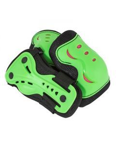 SFR Essentials Kids Triple Pad Set - Green