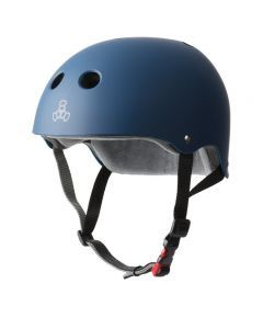 Triple 8 Sweatsaver Helmet - Navy