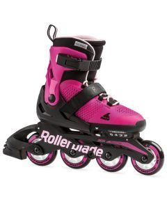 Rollerblade Microblade Kids Skates - Pink/Bubble Gum