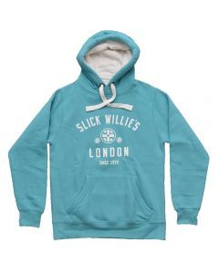 Slick Willies London Hoody - Mint
