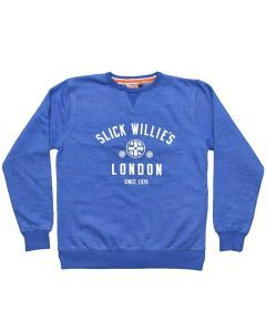 Slick Willies London Sweatshirt - Royal