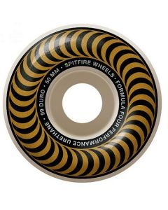 Spitfire Formula Four Classics Bronze Skateboard Wheels - 50mm 99du