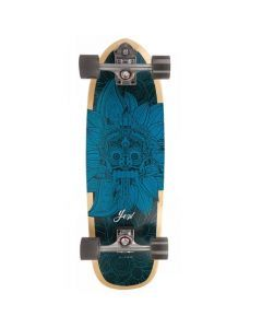 Yow Lakey Peak Surfskate Board - 32""